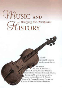 book cover featuring a violin