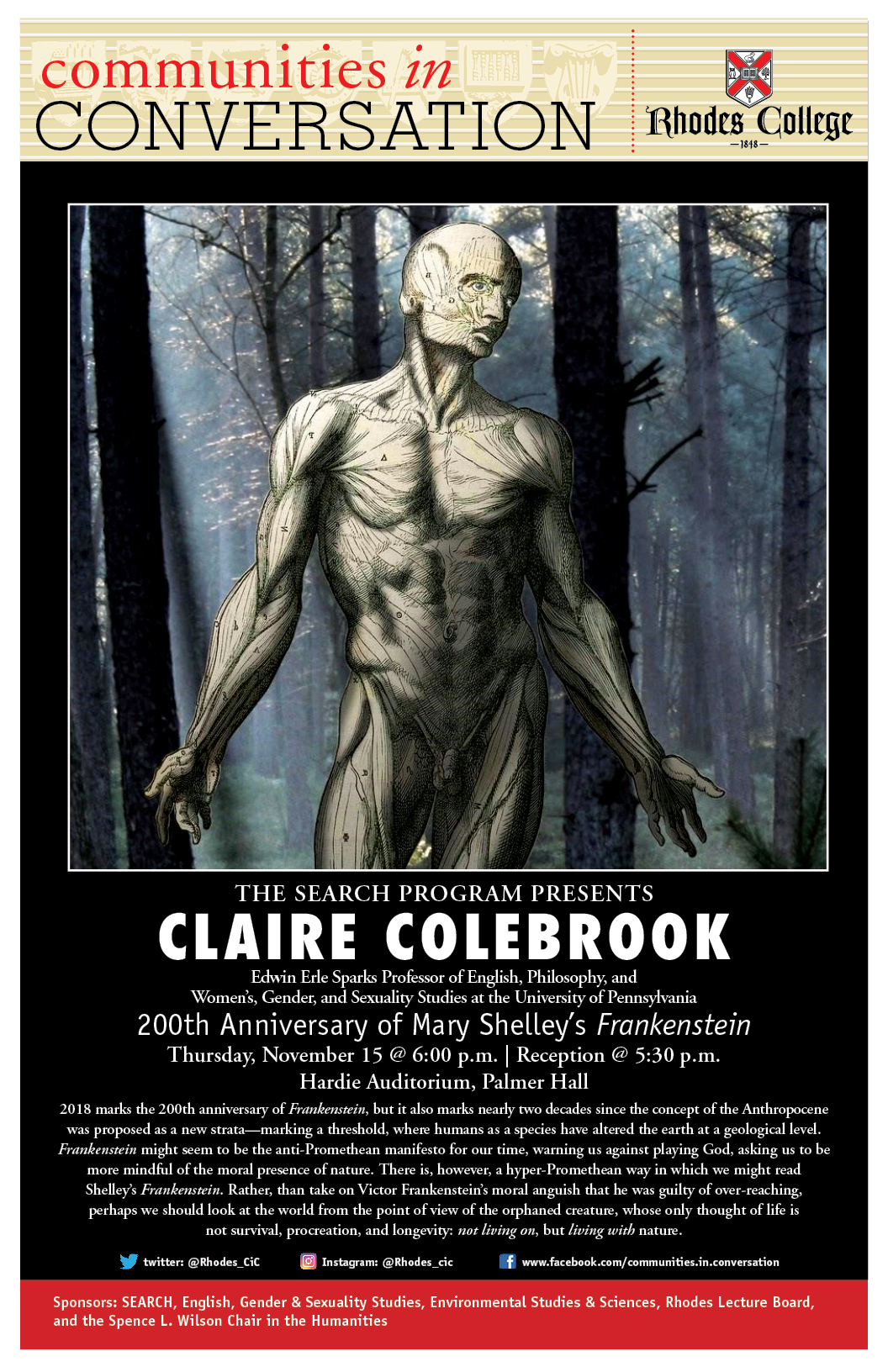 The Search Program presents Claire Colebrook