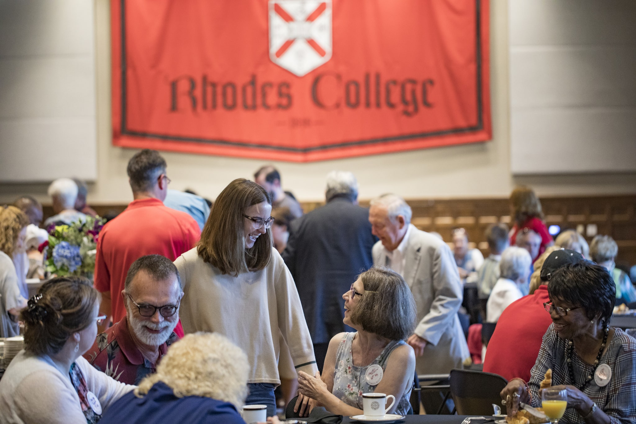 Parents and Families | Rhodes College