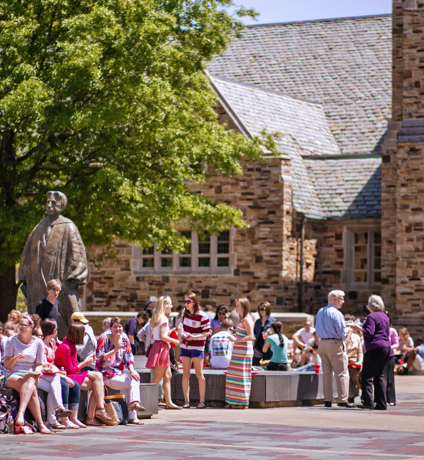 Make a gift to Rhodes College