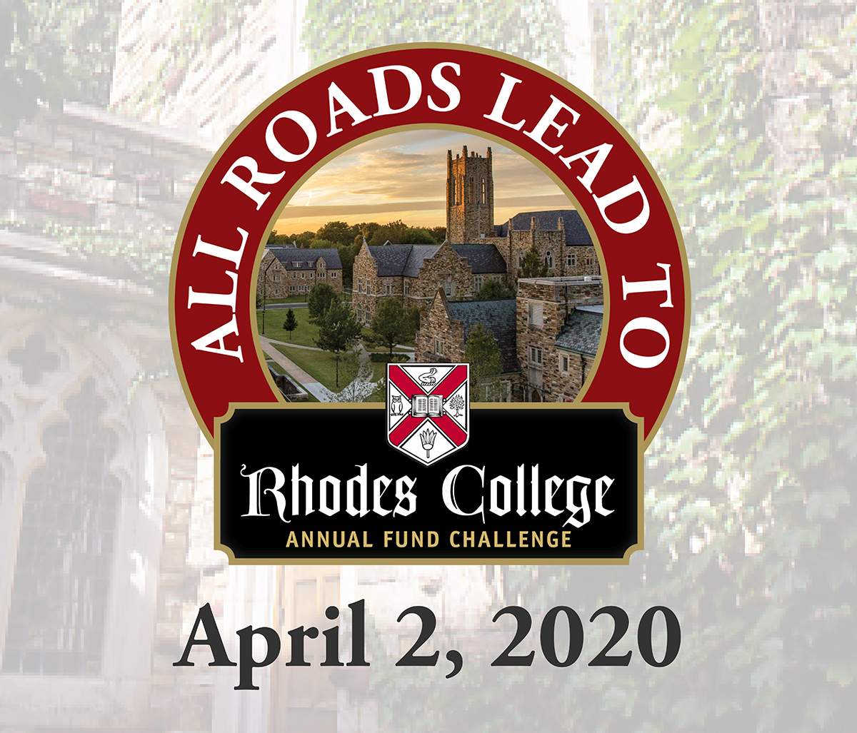 All Roads Lead to Rhodes Images Logo