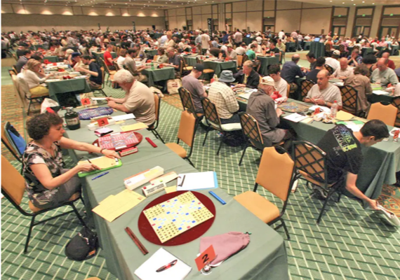 National Scrabble Tournament, Orlando