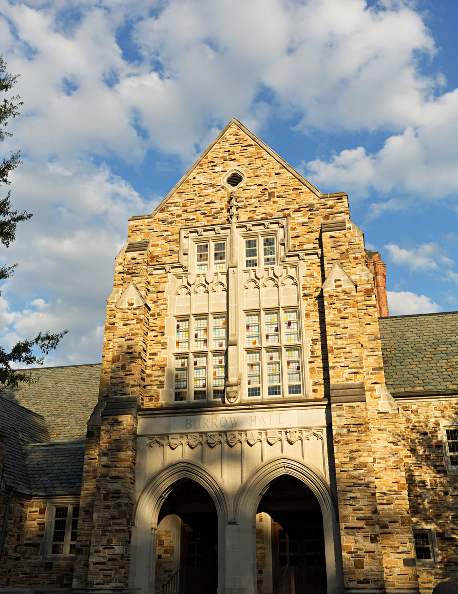 Burrow Hall