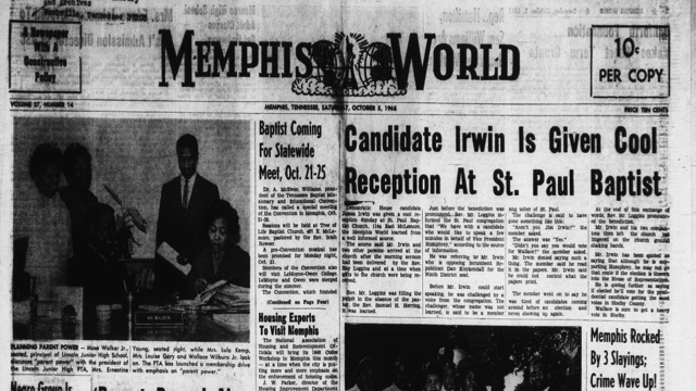Memphis World | Rhodes College