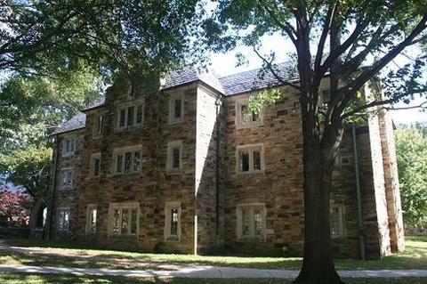Williford Hall Rhodes College