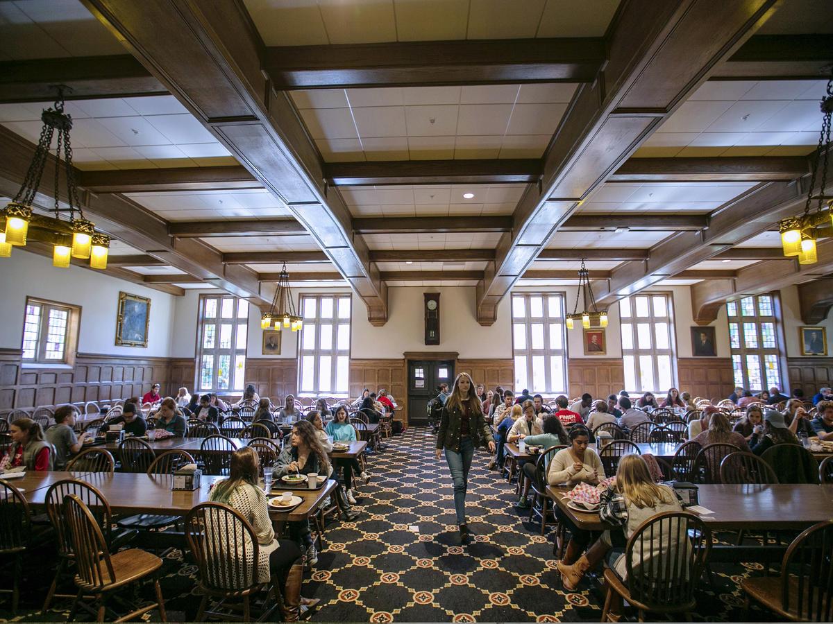 Campus Dining Rhodes College