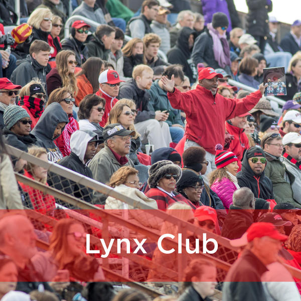 Make a gift to the Lynx Club!