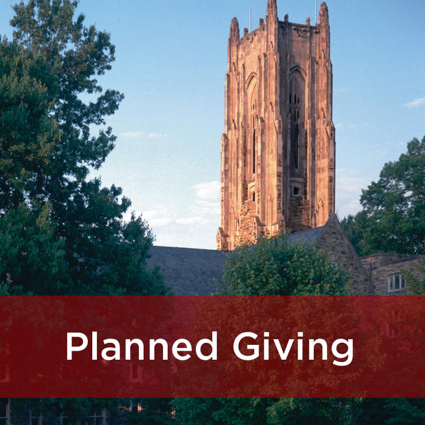Planned Giving at Rhodes College