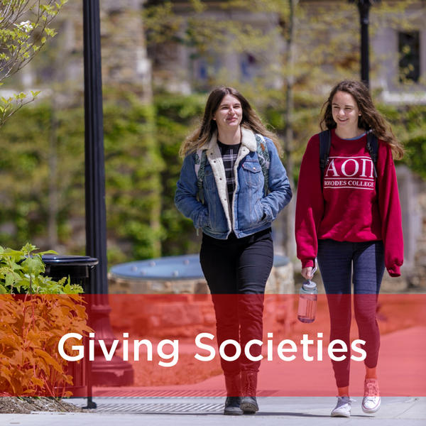 Giving Societies at Rhodes College
