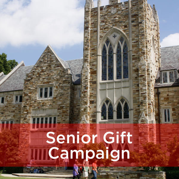 The Senior Gift Campaign at Rhodes College