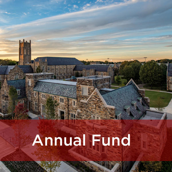 Make a gift to the annual fund.