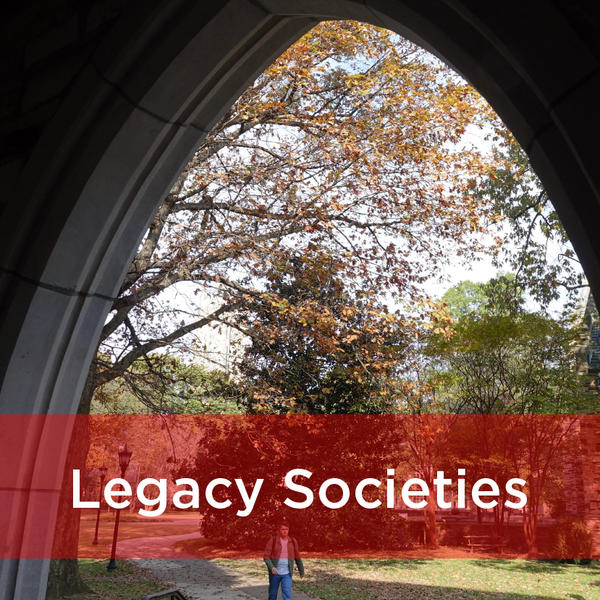 The Legacy Societies of Rhodes College