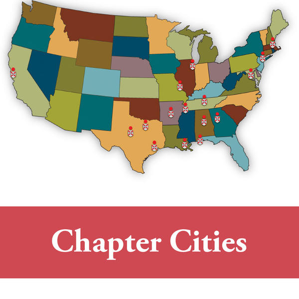 Chapter Cities